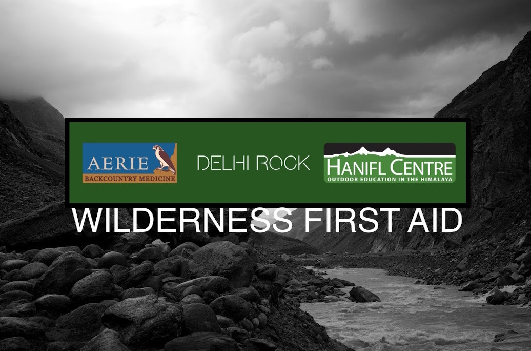 Wilderness First Aid with Hanifl Centre / Aerie Backcountry Medicine ...